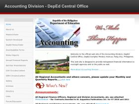depedaccounting.weebly.com