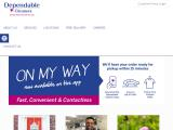 dependablecleaners.com