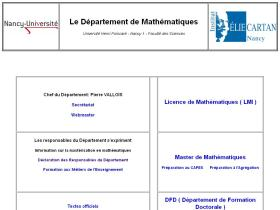 depmath.iecn.u-nancy.fr