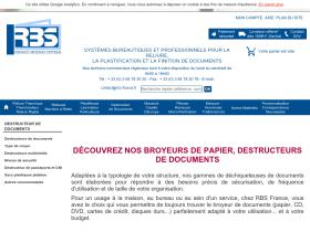 destructeurs-papier.rbs-france.fr