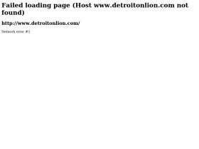 detroitonlion.blogspot.com