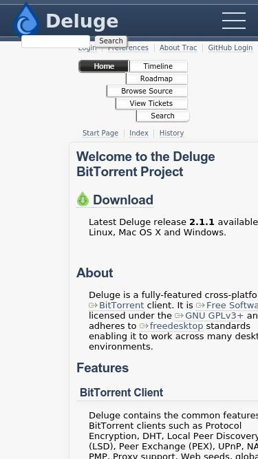 Dev deluge-torrent org Analytics - Market Share Stats & Traffic Ranking