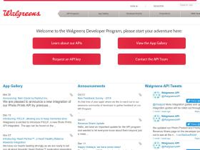 developer.walgreens.com