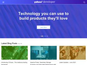 developer.yahoo.com