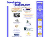 developingteachers.com