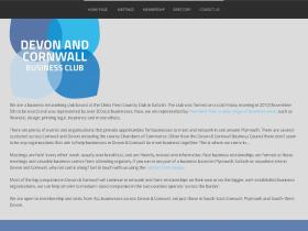 devonandcornwallbusinessclub.co.uk