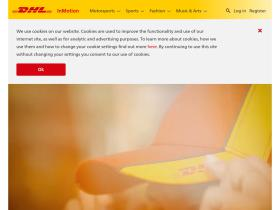 dhl-in-motion.com