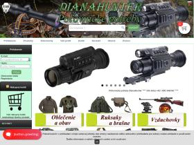 dianahunter.sk