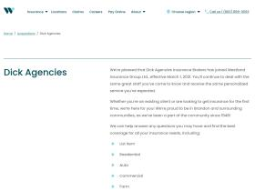 dickagencies.ca