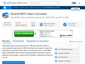 dicsoft-mp4-video-converter.software.informer.com