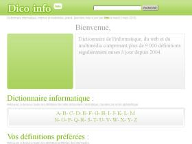 dictionnaire.phpmyvisites.net