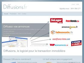 diffusions-immobilier.fr