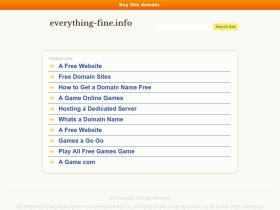 directory.everything-fine.info