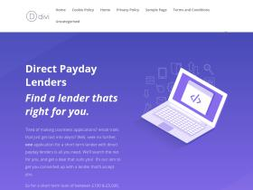 directpaydaylenders.co.uk