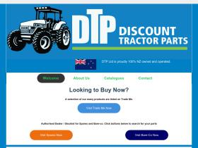 discounttractorparts.co.nz