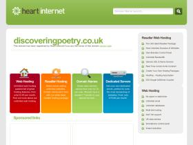 discoveringpoetry.co.uk