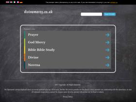 divinemercy.co.uk