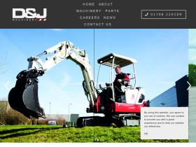 djtractors.co.uk