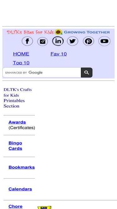 Dltk-cards.com Analytics - Market Share Stats & Traffic Ranking