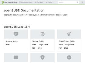 doc.opensuse.org