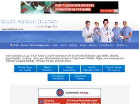 doctors-hospitals-medical-cape-town-south-africa.blaauwberg.net