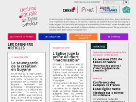 doctrine-sociale-catholique.fr