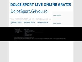 dolcesport.g4you.ro