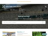 doltonpubliclibrary.org