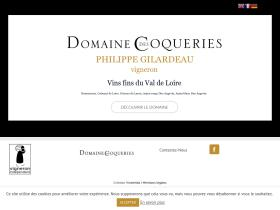 domainedescoqueries.fr