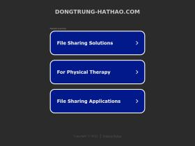 dongtrung-hathao.com