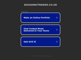doughnutmaker.co.uk