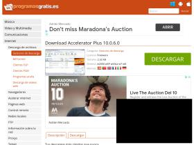download-accelerator-plus.programasgratis.es