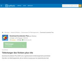 download-accelerator-plus.softonic.fr