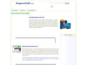 download-free-mp3.suggestsoft.com