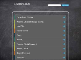 downstorm.co.za