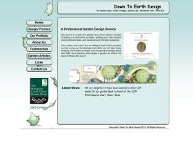 downtoearthdesign.co.uk