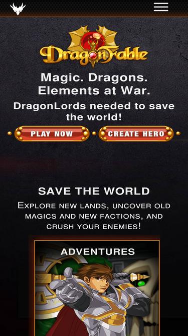 Dragonfable Mobile
