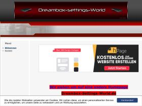 dreambox-settings-world.npage.eu