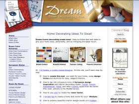 dreamhomedecorating.com