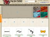 dropzonepaintball.com
