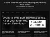 drum-play-along-songs.com