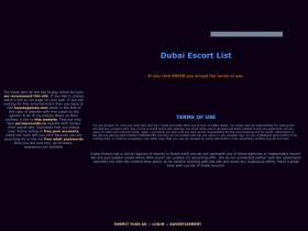 dubai-escort-list.com