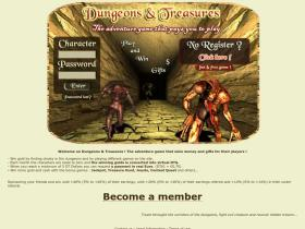 dungeons-treasures.com