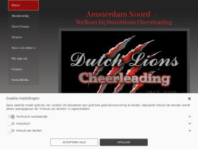 dutchlions-cheerleading.nl
