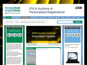 dvlaauction.co.uk