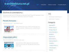 e-architektura.net.pl