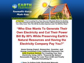 earth4electricity.com