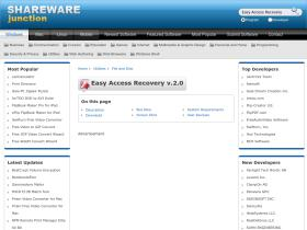 easy-access-recovery.sharewarejunction.com