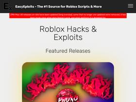 Easyxploits The 1 Source For Roblox Exploits More Easyexploits Com Analytics Market Share Stats Traffic Ranking