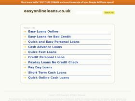 easyonlineloans.co.uk
